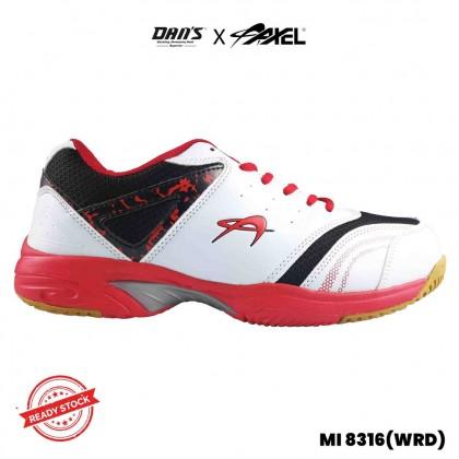 DANS x AXEL Men Court Shoes - NBK/ROR/WRD MI-8316 (C3)