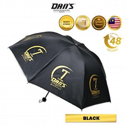 DANS Umbrella Aniversary - Black/Blue EE4