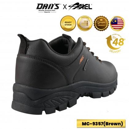 DANS x AXEL Men Boots Shoes - Black/Brown MC-9357(D3)