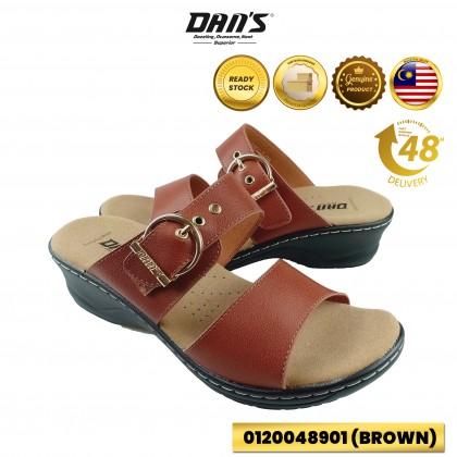 DANS Ladies Comfort Shoes - Black/Brown/Pink 0120048901 (V2+V3)